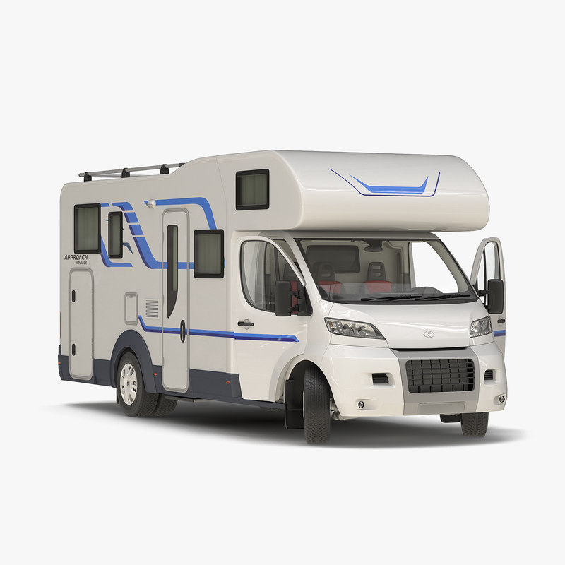 Tag Axle Motorhome Rigged 3d model 01.jpg