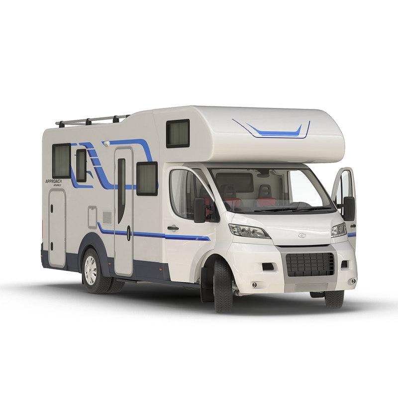 Tag Axle Motorhome Rigged 3d model 02.jpg