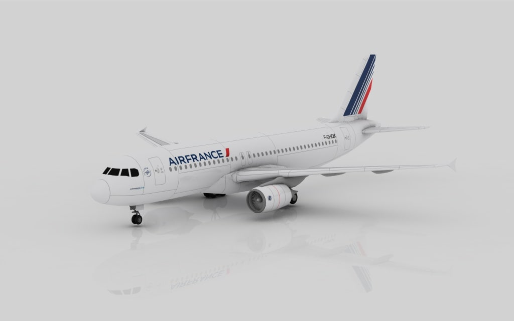 Airbus a320 air france max for Airbus a320 air france interieur