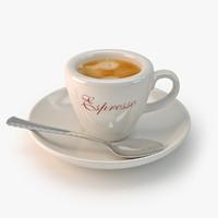 cappuccino 3D models