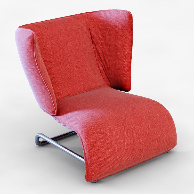 laurel chair max. Black Bedroom Furniture Sets. Home Design Ideas