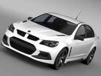 HSV-010 GT 3D models