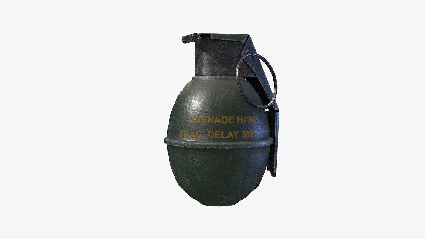m61 grenade - photo #7