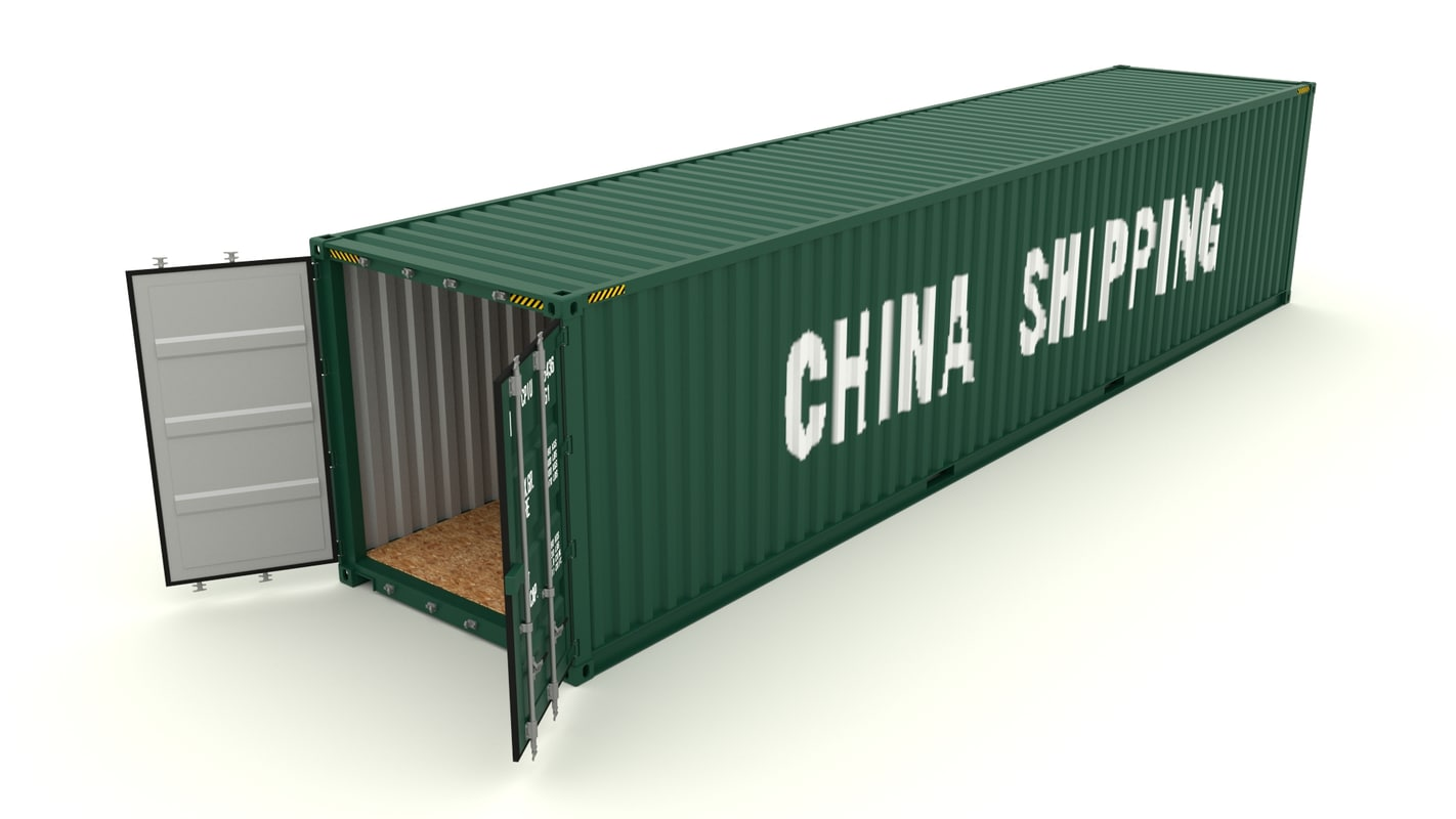 Shipping container 3d fbx - Container home software ...