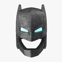 batman mask 3D models