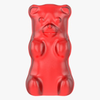 gummy bear 3D models