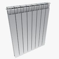 radiator heater 3D models