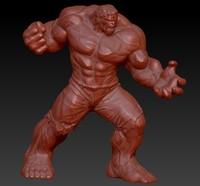 hulk 3D models