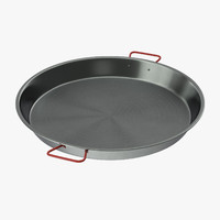 Frying Pan 3D models
