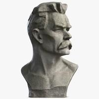 bust 3D models