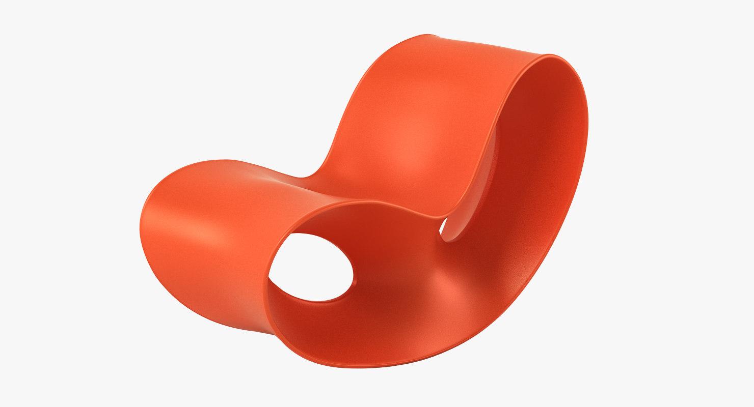 3d magis voido chair for Magis voido