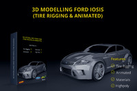 ford iosis 3D models