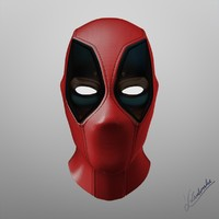 deadpool 3D models