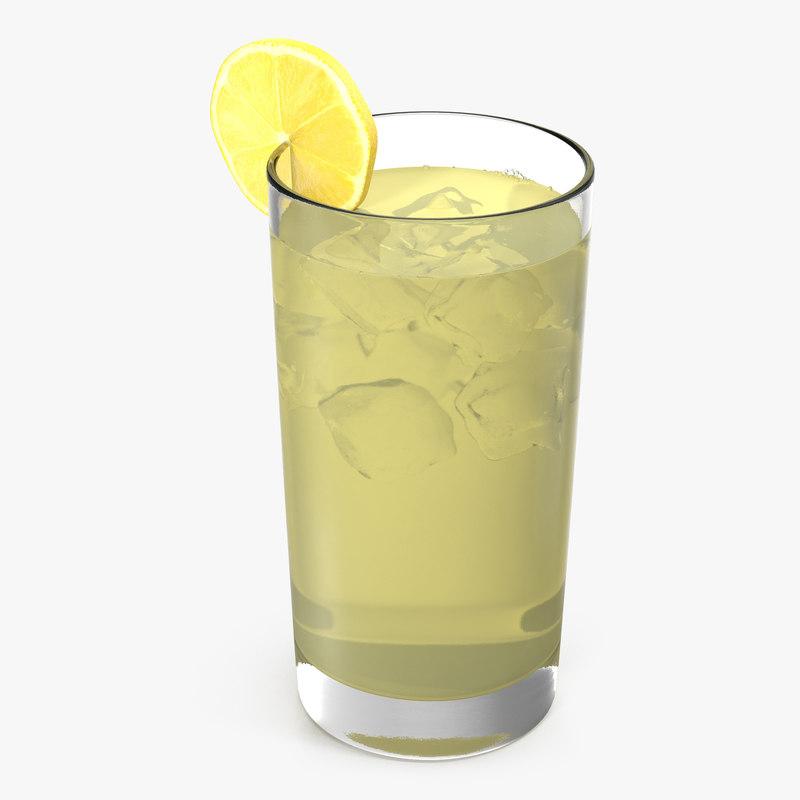 Glass Lemonade Max