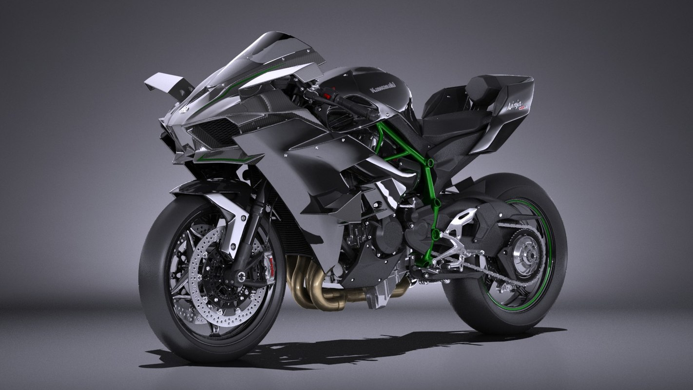 Kawasaki Ninja Top Speed India