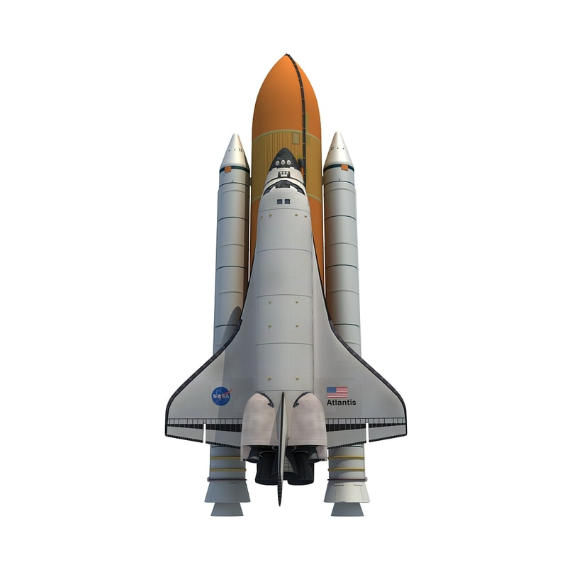 space shuttle materials - photo #46