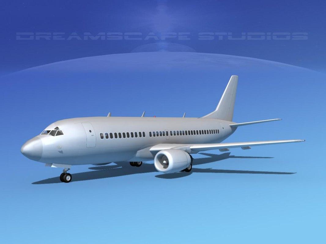 Boeing 737-300 Bare Metal0001.jpg