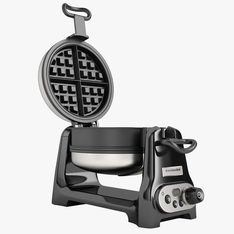 KitchenAid Artisan Waffle Iron 03_01.jpg