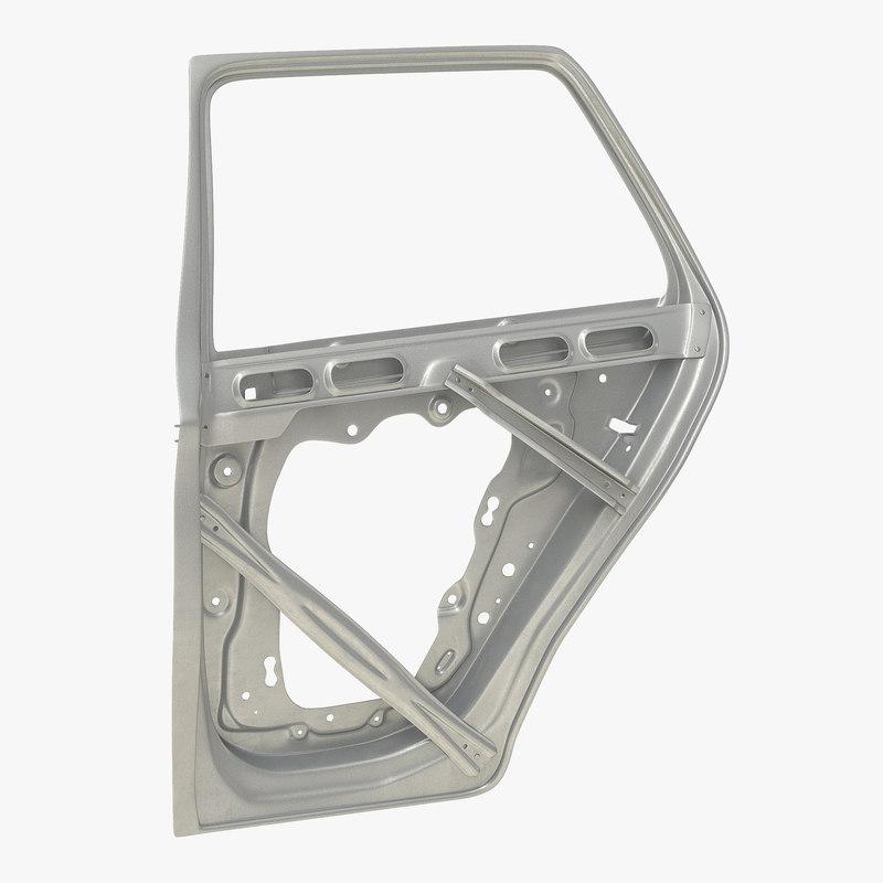 SUV Door Frame 3d model 01.jpg
