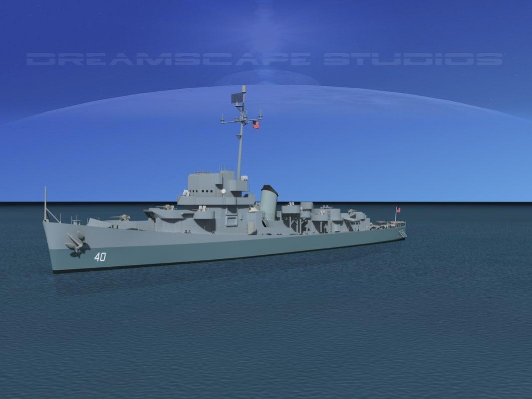 USS Evarts Evarts Class DE40 USS Drury 0001.jpg