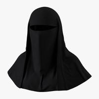 veil 3D models