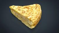 omlette 3D models