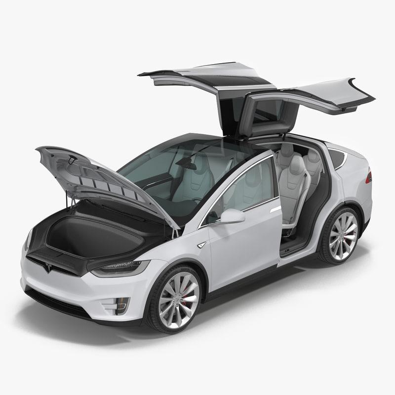 Tesla Model X Rigged 3d model 001.jpg