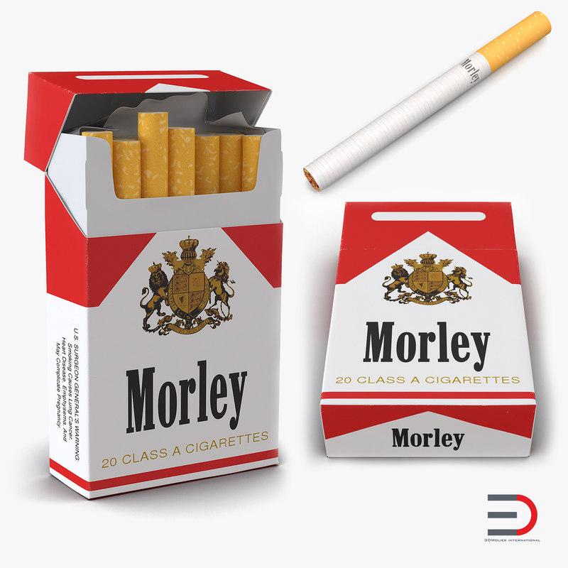 Cigarettes Morley Collection 3d model 01.jpg