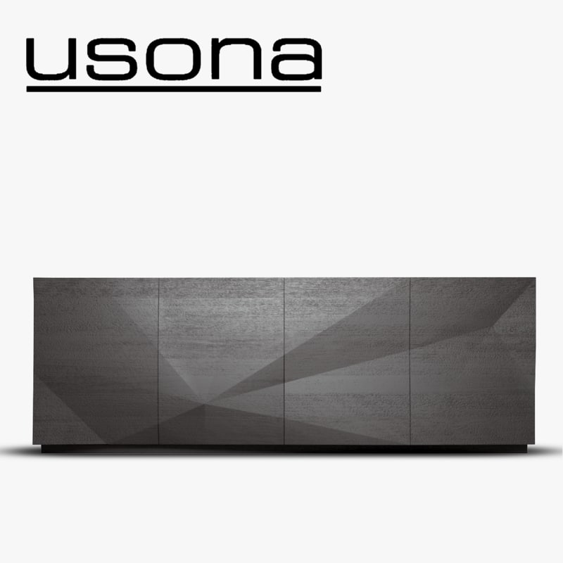 3d model usona sideboard for Sideboard 04800