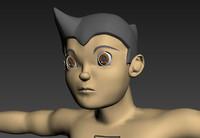 Astro-Boy 3D models