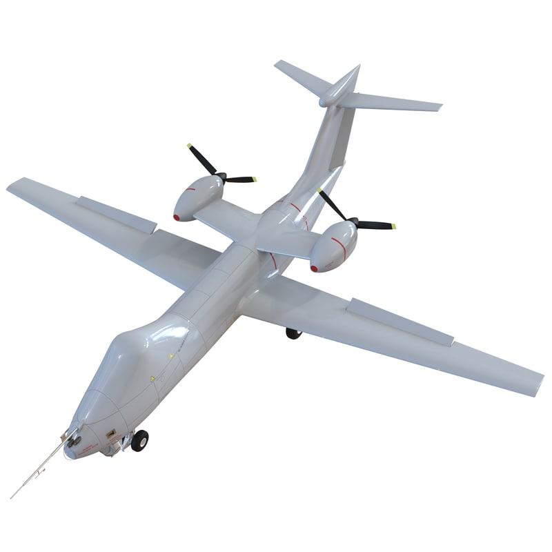 BAE Systems Mantis UAV Rigged 3d model 02.jpg