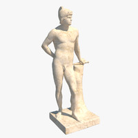 Ares 3D models