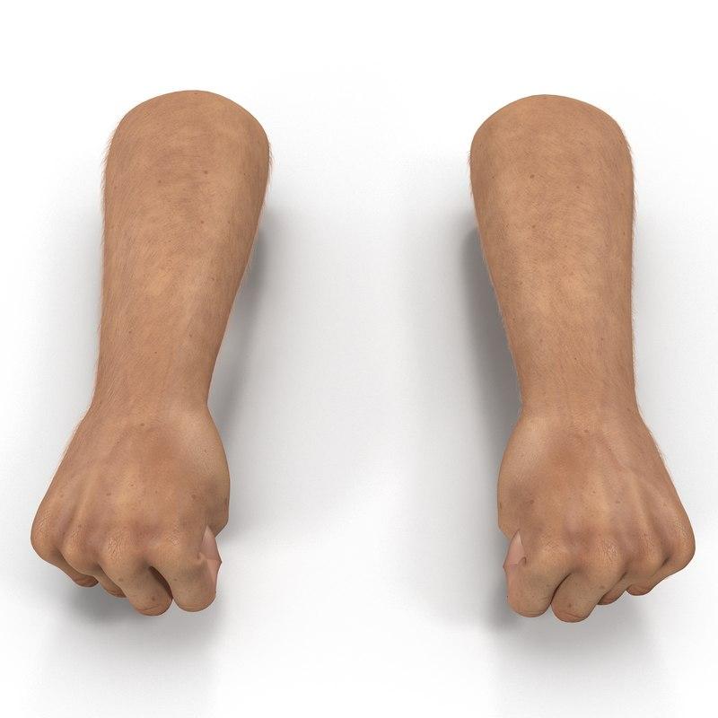 Man Hands 3d model 01.jpg