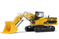 Hydraulic Front Shovel 3D models