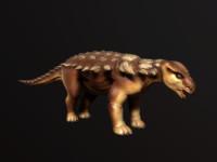 Edmontonia 3D models