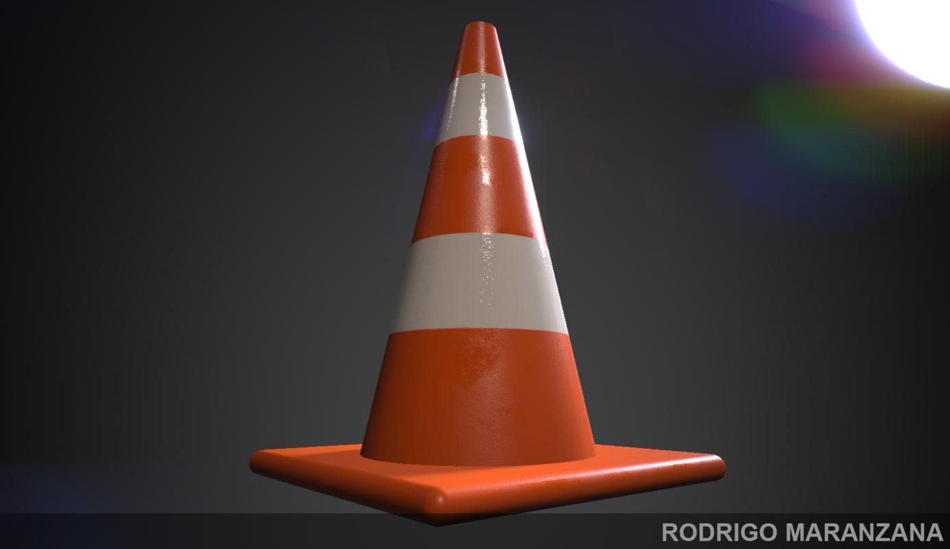 Traffic Cone - Render N5.png