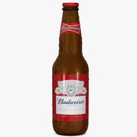 Beer Bottle 3D models