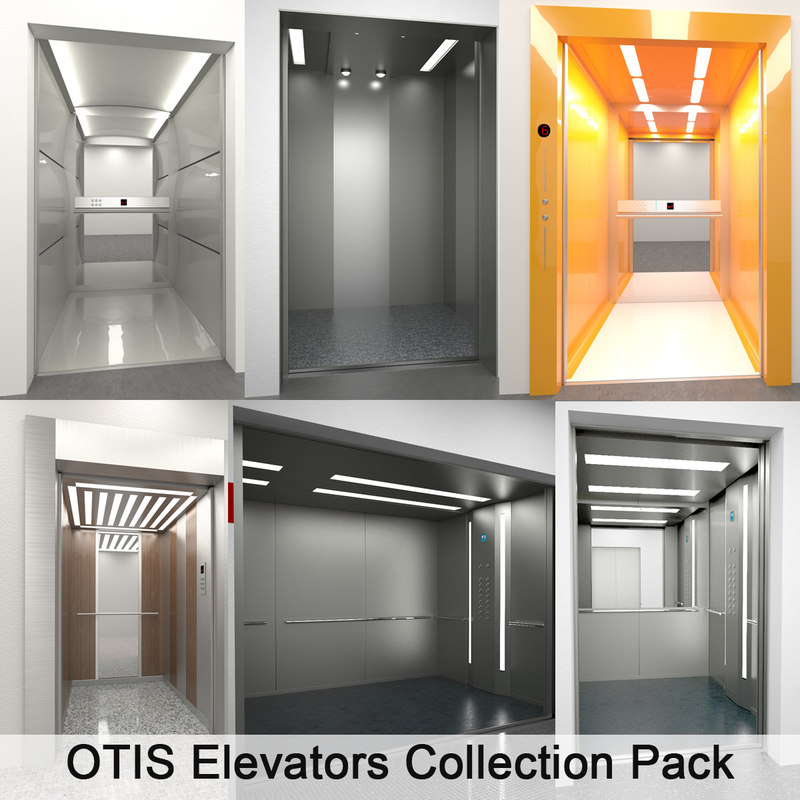 OTIS Elevators Collection Pack.jpg