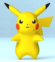pokemon 3D models