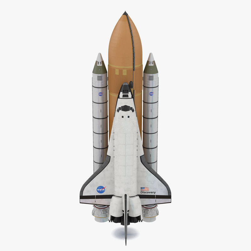 discovery space shuttle model - photo #28