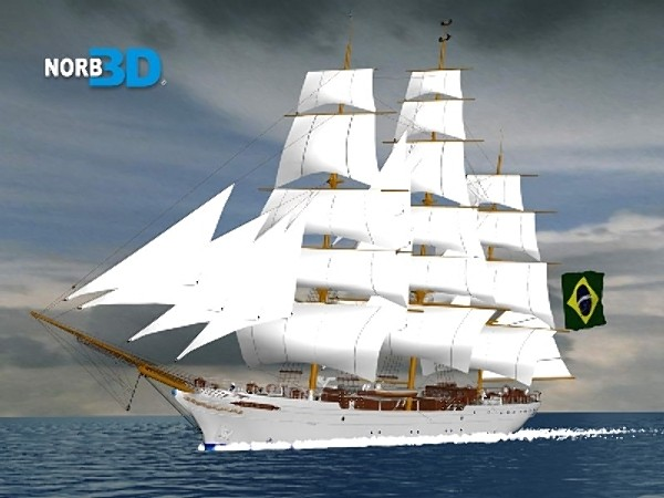 ship cisne branco max - NVe Cisne Branco... by NORB3D