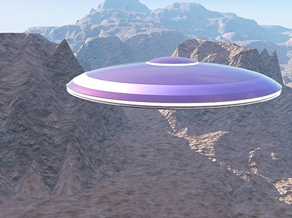 ufo 3ds - Another UFO... by GraphicGuru