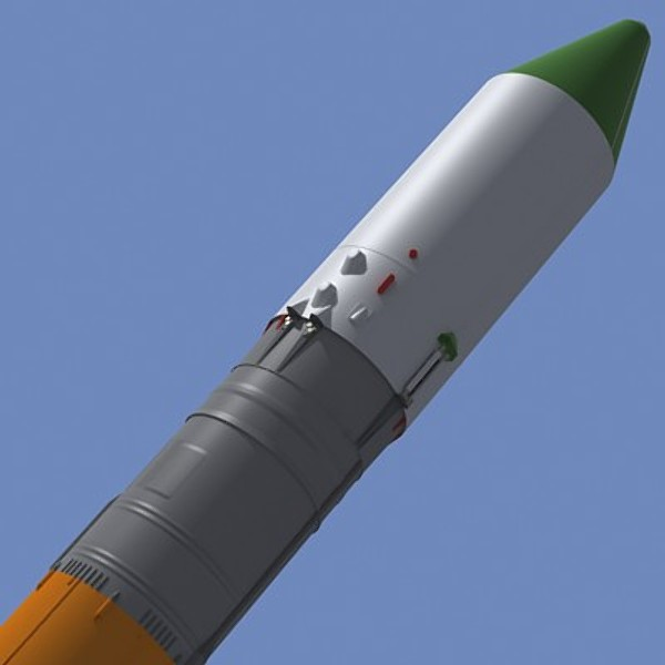 3ds space launcher soyuz-fg-cargo - SPACE LAUNCHER SOYUZ-FG-CARGO... by Sculptor