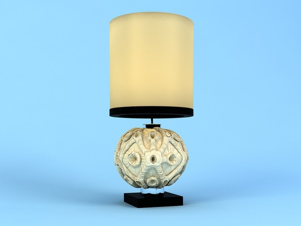 sigma elle lamp 3d model - SigmaElleDueLamp.zip... by kupfer