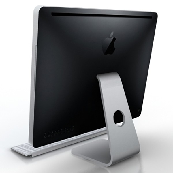 mac imac 3ds - iMac... by StepanProkop