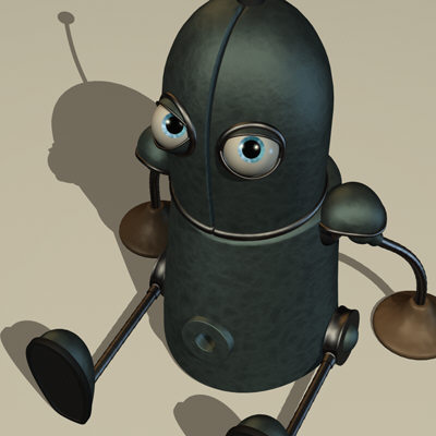 funny rutger little knight 3d model - Rutger the little knight... by little toyshop of uncle nazghul