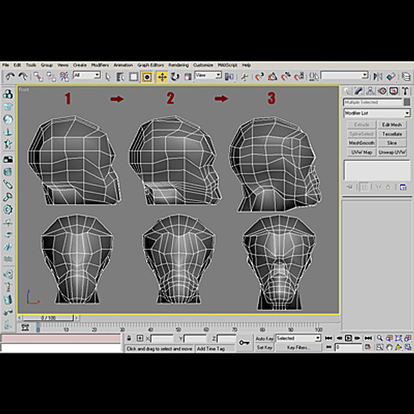 3D Total: 3ds Max Series Volume 1