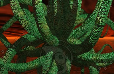 3d plant 3 model - Avatar Plant 3... by mirrorman