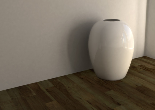 3d sculpture vase - Floor Sculpture 002... by rlsmodel