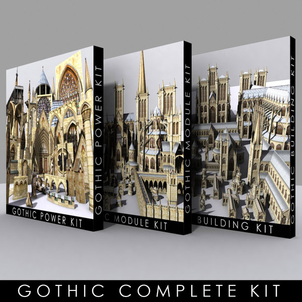 Gothic Complete Kit